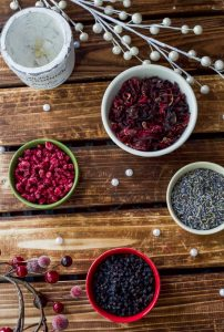 journey to the garden diy teas