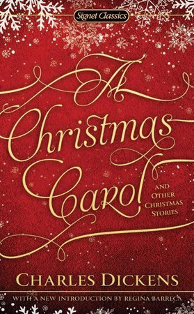 A Christmas Carol A Literary Christmas