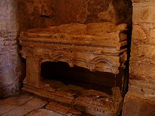 Sarcophagus of Saint Nicholas