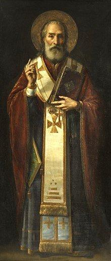 Saint Nicholas Jaroslav Cermák