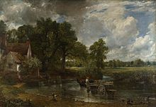 The Hay Wain John Constable