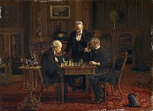The Age of Innocence Edith Wharton Chess Players