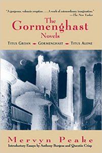 The Gormenghast Trilogy Mervyn Peake