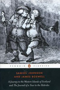 Journey to the Western Islands of Scotland and a Journal of a Tour to the Hebrides Boswell Johnson