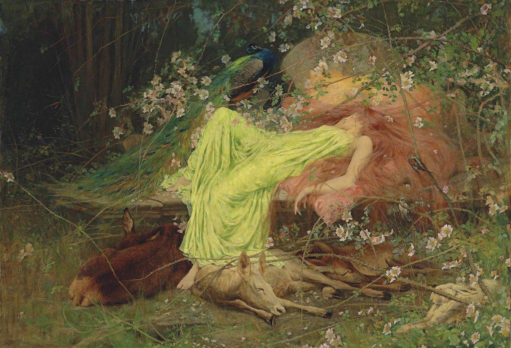 A Fairy Tale Arthur Wardle