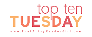 Top Ten Tuesday Ten Books I Didn't Get To in 2018