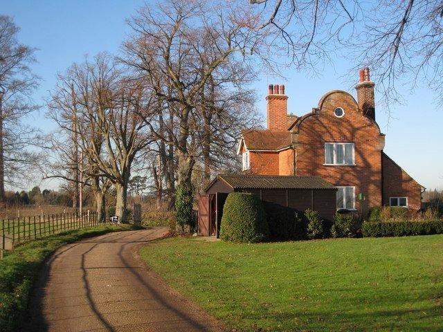 Gatehouse at Godinton Park