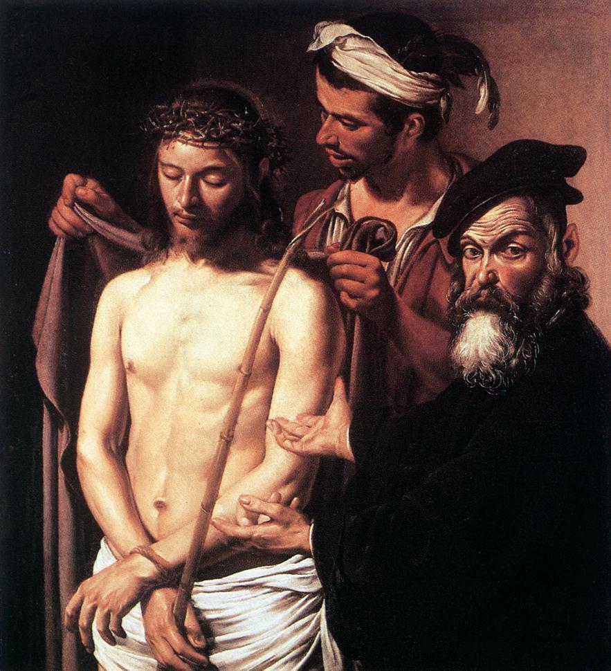 Ecce Homo Caravaggio painting