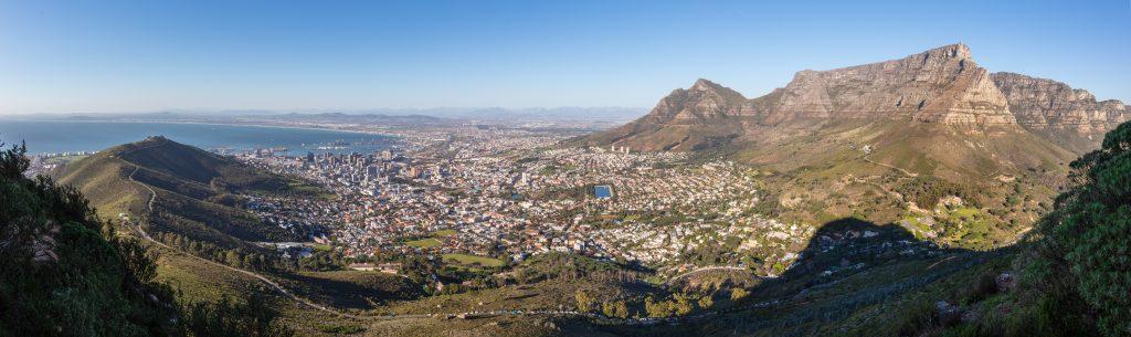 Cape Town's City Bowl