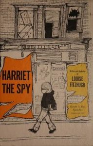 Harriet the Spy classic children's books