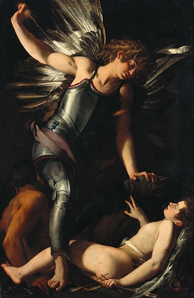 Divine Eros Defeats the Earthly Eros