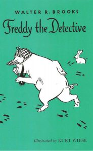 Freddy the Detective children's classic books