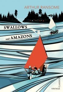 Swallows and Amazons classic children's books