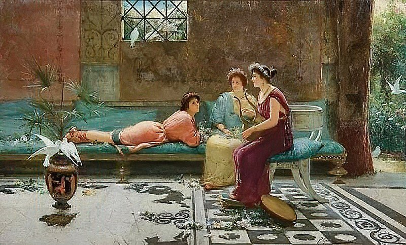 Pompeii Love Song Ettore Forti