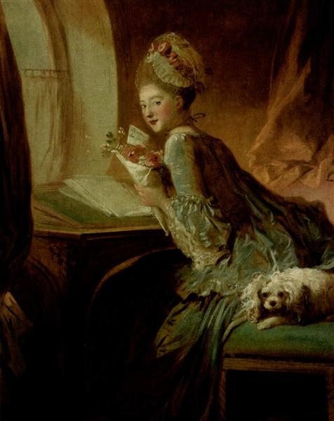 The Love Letter Fragonard