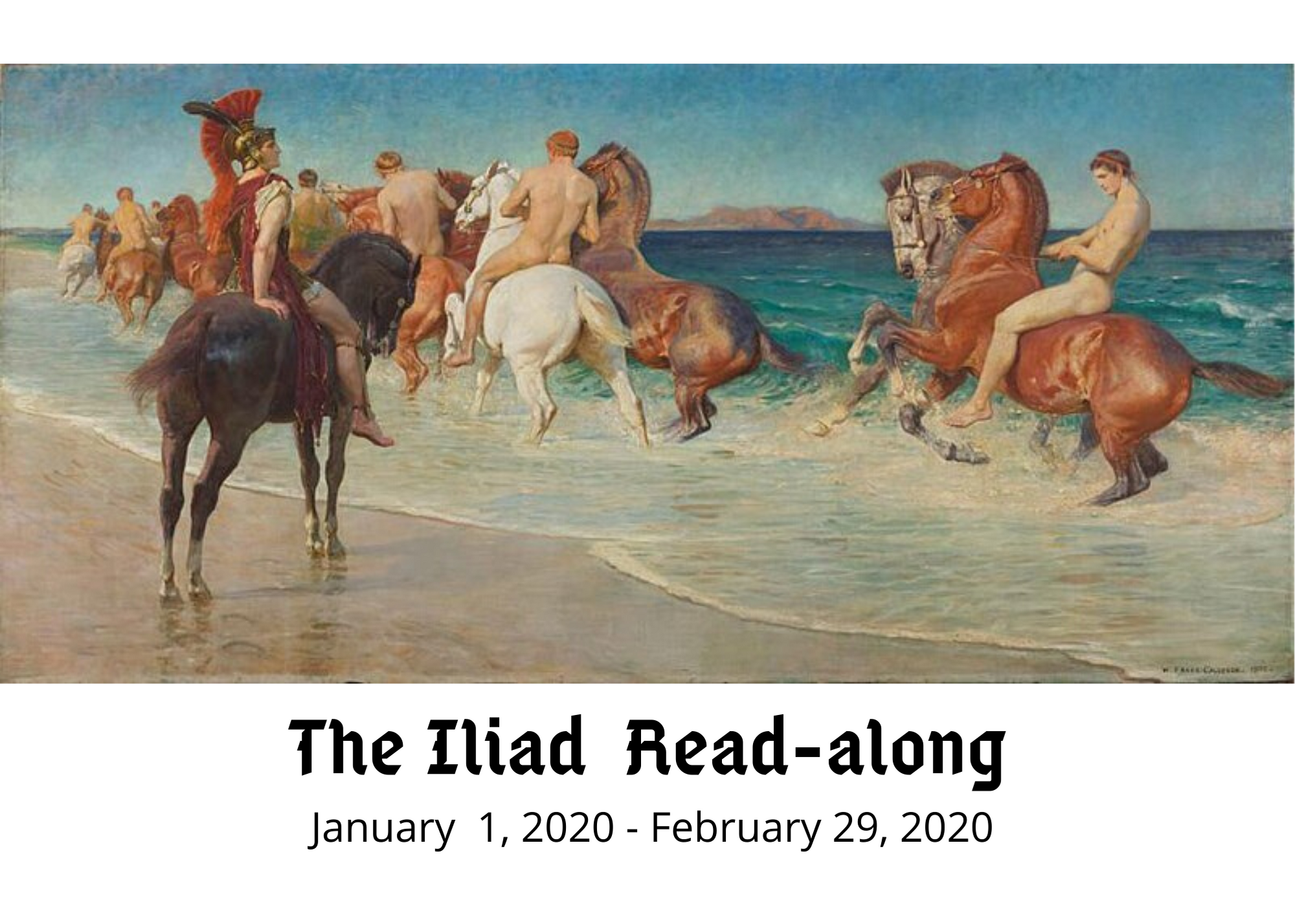 The Iliad Read-along