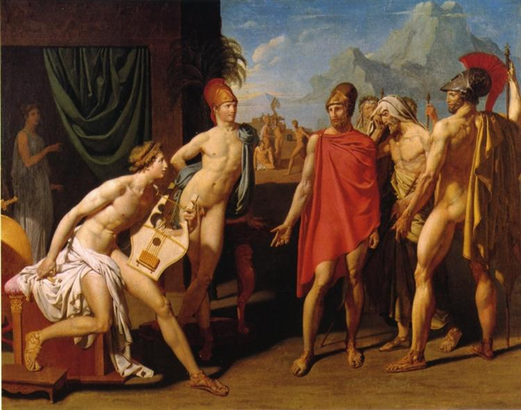 The Embassy to Achilles