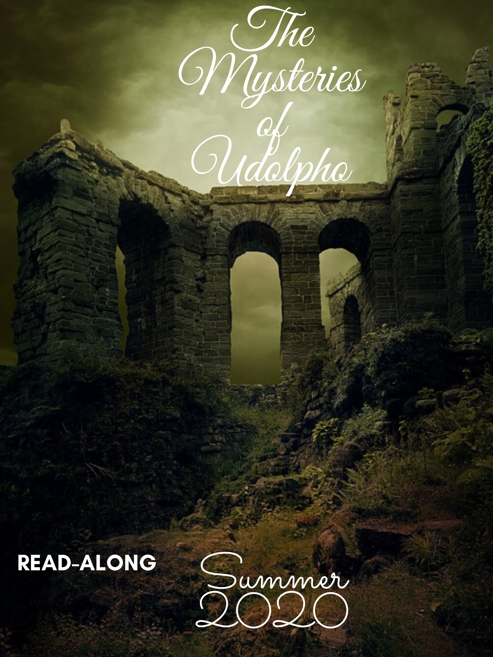 The Mysteries of Udolpho Read-Along
