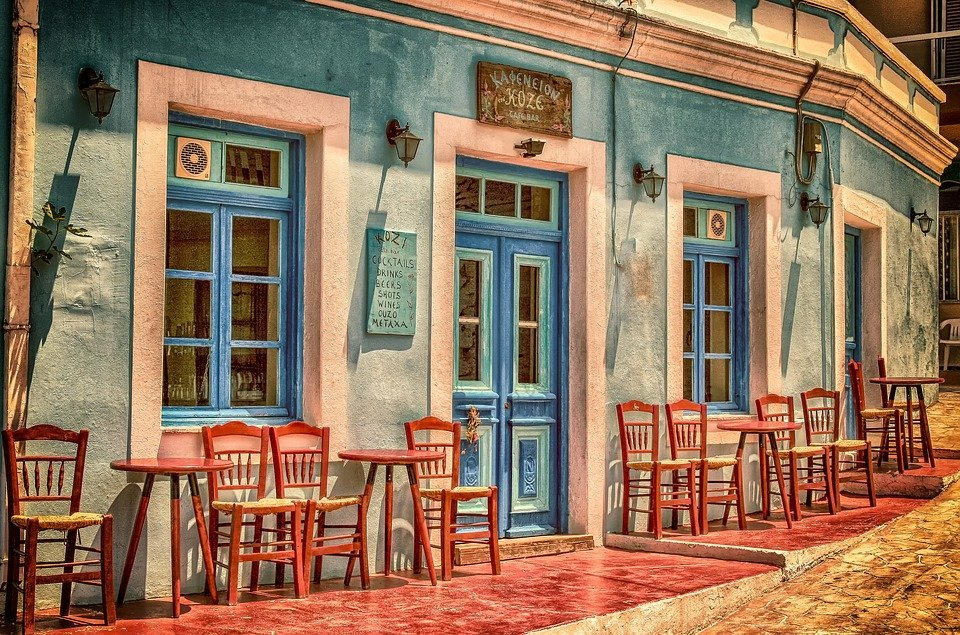 Cafe Greece